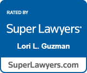 Super Lawyers Badge for Lori Guzman